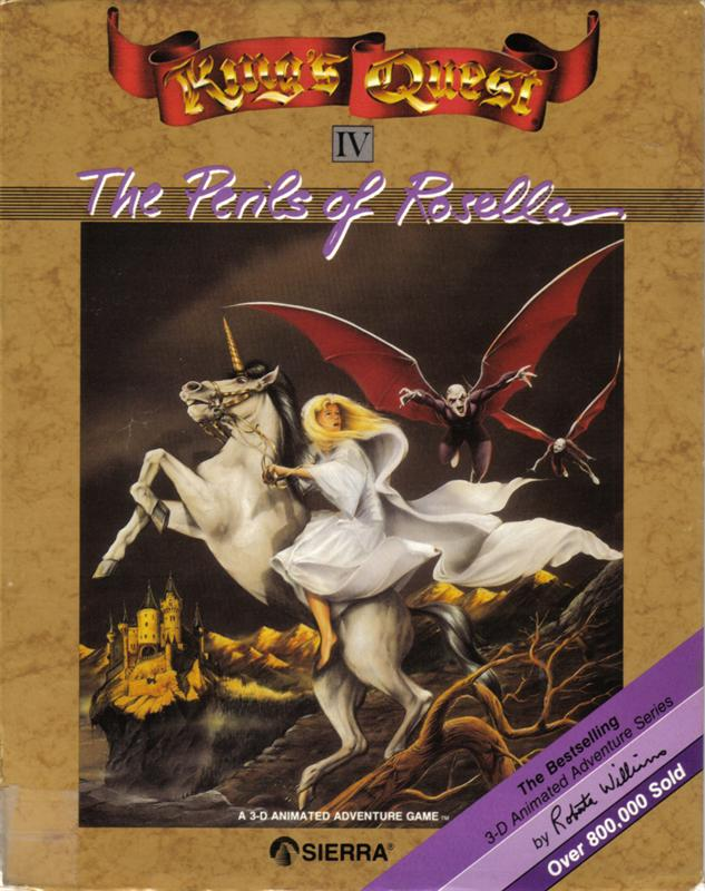 Kings Quest IV 3.5[ PC]