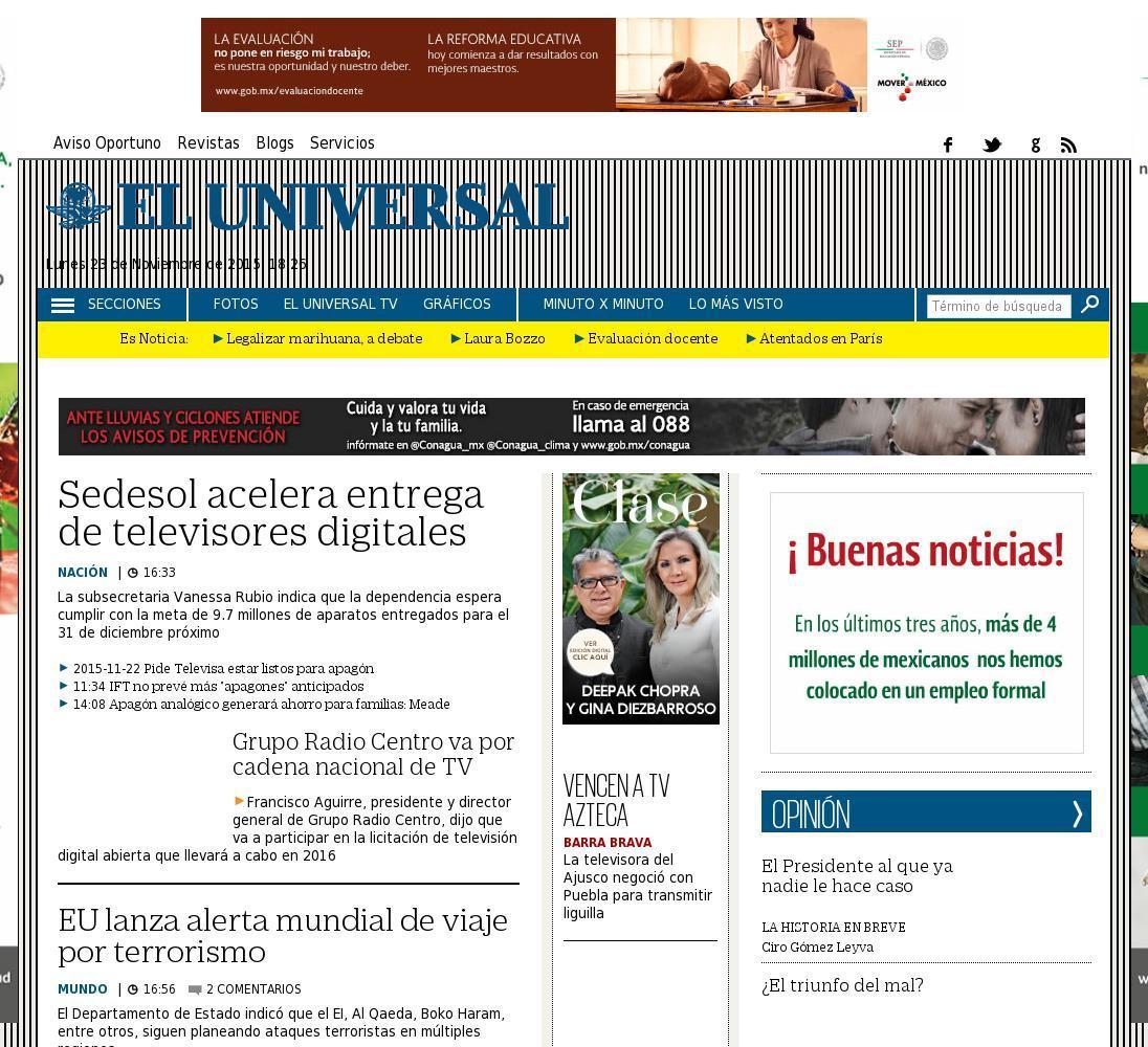 El Universal