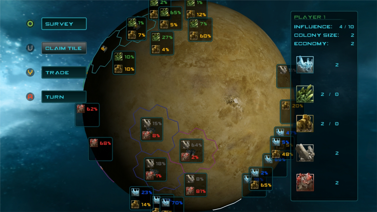 Screenshot of Executive Star