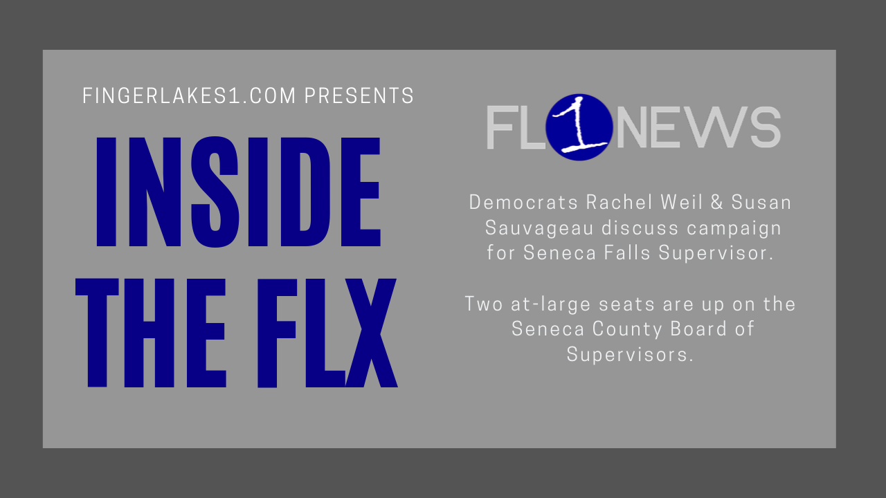 INSIDE THE FLX: Democrats Sauvageau, Weil discuss campaign for at-large supervisor in SF (podcast)