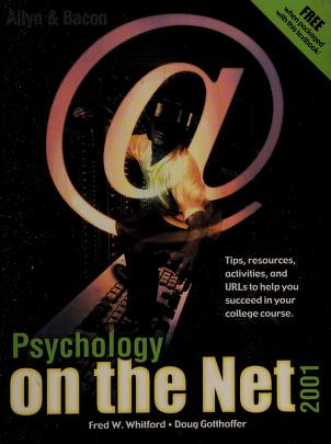 Cover of: Allyn and Bacon Psychology on the Net | Fred W. Whitford