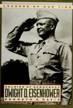 Cover of: Dwight D. Eisenhower   Kenneth S. Davis