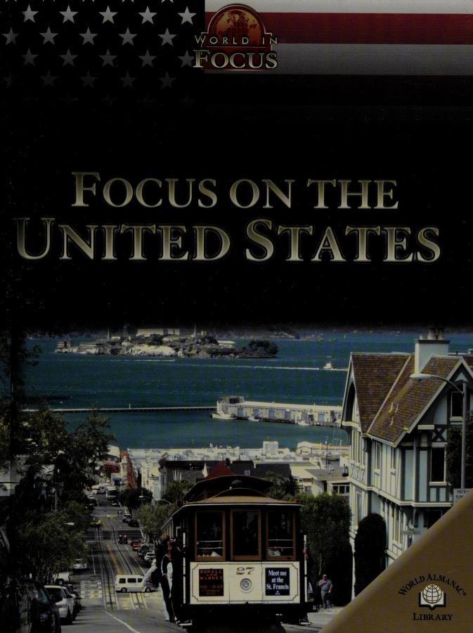 Focus on the United States (World in Focus) by Clare Brooks, Sally Garrington