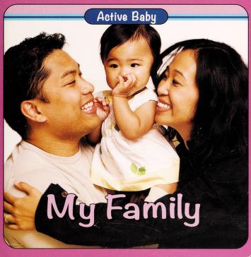 Cover of: My family |