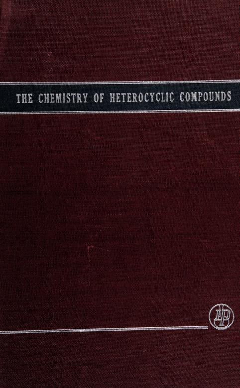 Six-membered heterocyclic nitrogen compounds with three condensed rings by C. F. H. Allen