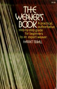 The weaver's book by Harriet Tidball
