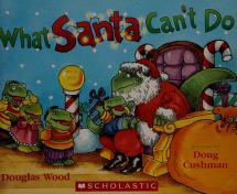 Cover of: What Santa can't do | Douglas Wood
